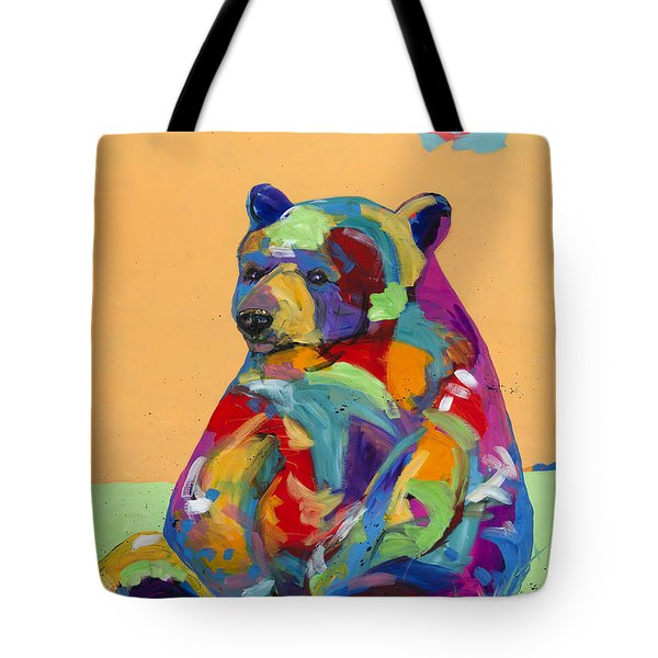 Spring Afternoon Tote Bag by Tracy Miller