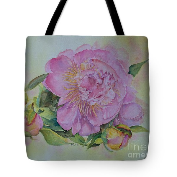 Spring Around The Corner Tote Bag