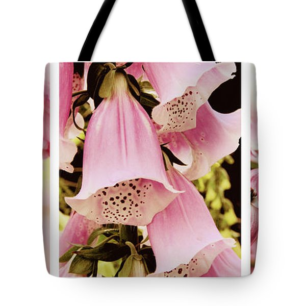 Tote Bag featuring the photograph Spring Assemblage Triptych by Jessica Jenney