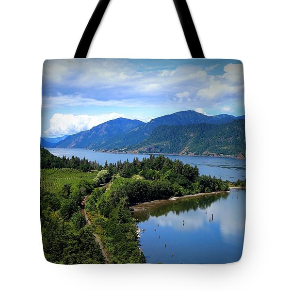 Spring At Ruthton Point Tote Bag