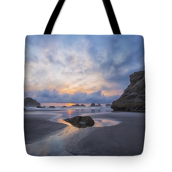 Tote Bag featuring the photograph Spring Begins In Bandon by Patricia Davidson
