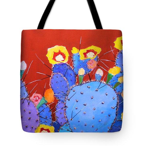 Spring Blooms Tote Bag by M Diane Bonaparte