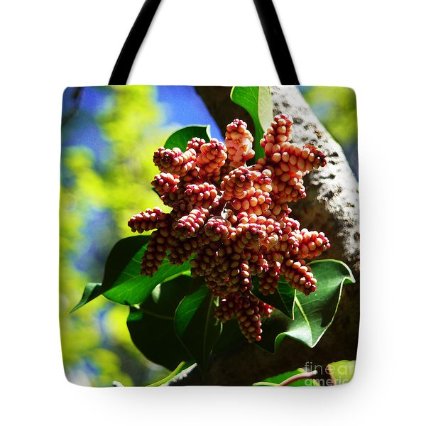 Spring Blossom 1 Tote Bag by Xueling Zou