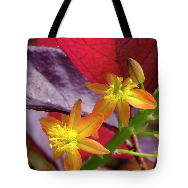 Spring Blossoms 2 Tote Bag by Stephen Anderson