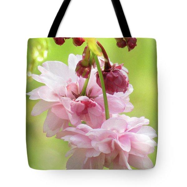 Spring Blossoms #8 Tote Bag