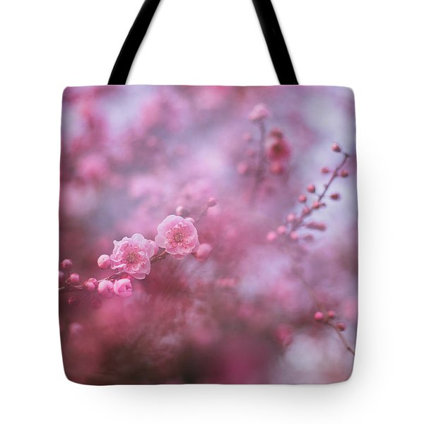 Spring Blossoms In Their Beauty Tote Bag