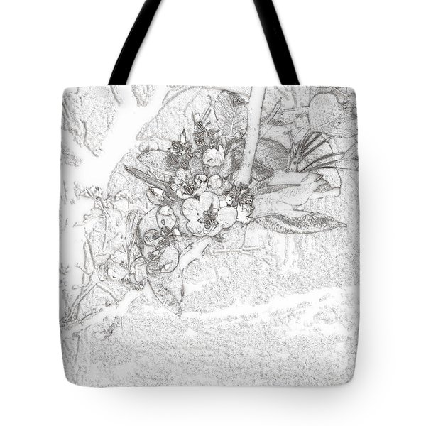 Spring Blossums Tote Bag by Craig Walters