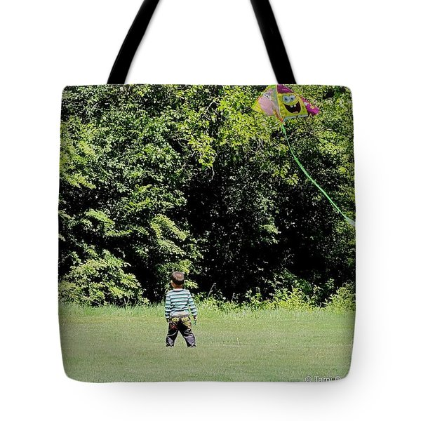 Spring By Heart Tote Bag