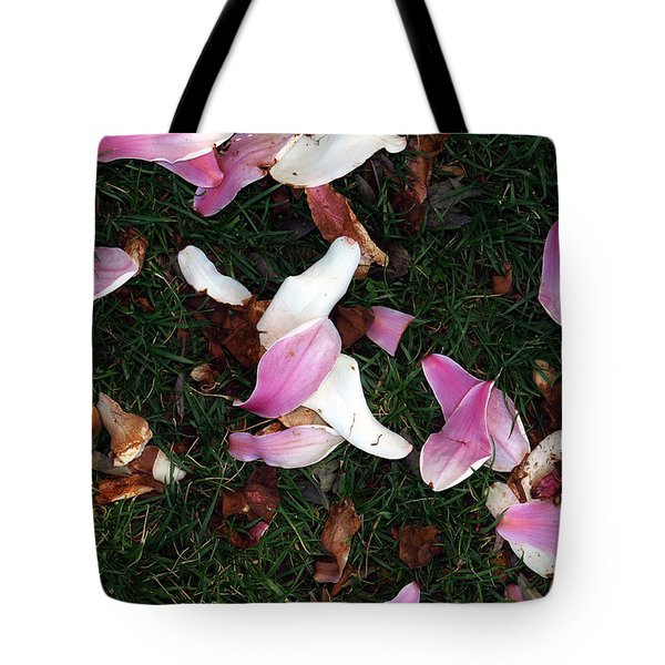 Tote Bag featuring the photograph Spring Carpet by Dorin Adrian Berbier