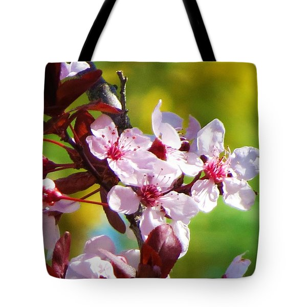 Spring Cheer Tote Bag