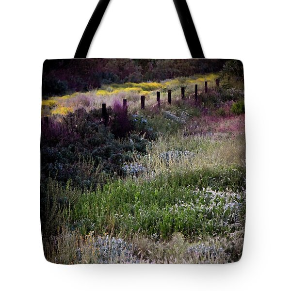 Tote Bag featuring the photograph Spring Colors by Kelly Wade