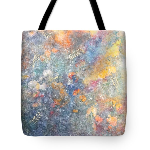 Spring Creation Tote Bag