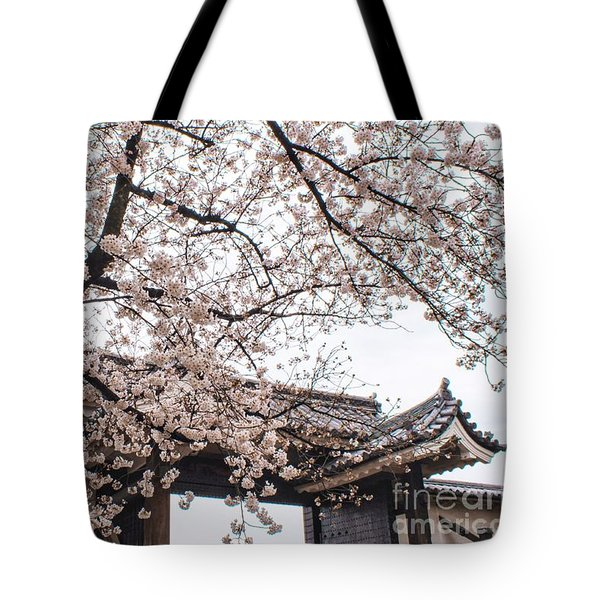 Tote Bag featuring the photograph Spring Cult by Helge