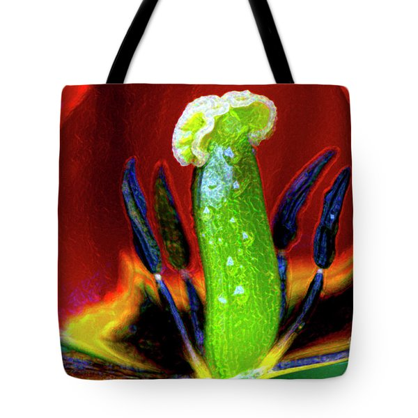 Spring Dance Tote Bag by Sharon Talson