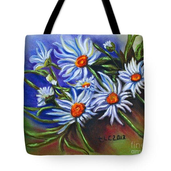 Spring Dasiy  Tote Bag