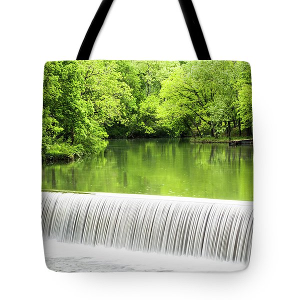 Tote Bag featuring the photograph Spring Days In Helena by Parker Cunningham