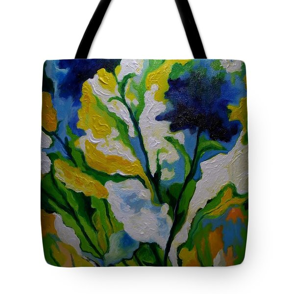 Spring Delight Tote Bag