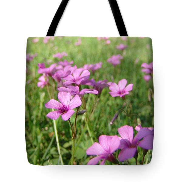 Spring Dream Tote Bag by Andrew King