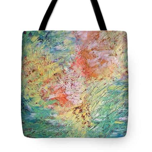 Spring Ecstasy Tote Bag