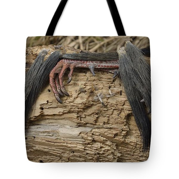 Spring Feathers Tote Bag by Randy Bodkins