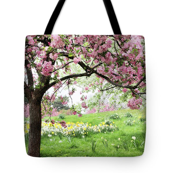Tote Bag featuring the photograph Spring Fever by Jessica Jenney