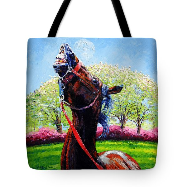 Spring Fever Tote Bag