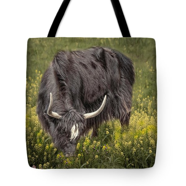 Tote Bag featuring the photograph Spring Fields by Robin-Lee Vieira