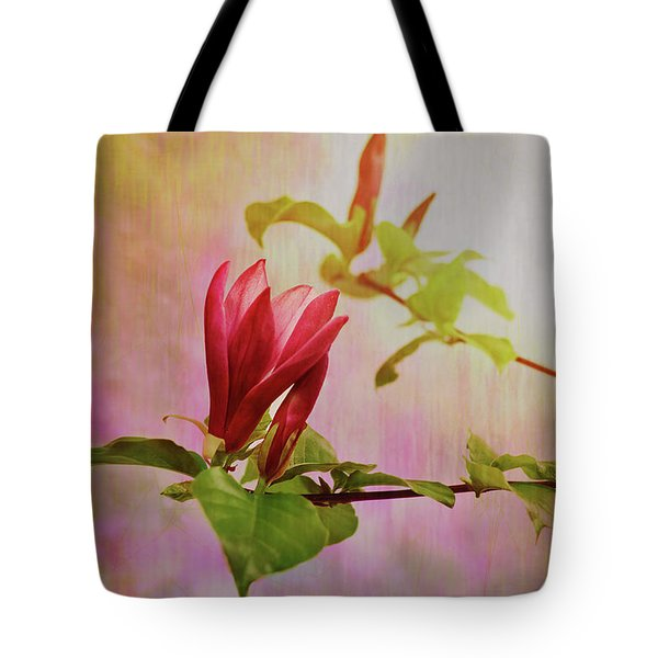 Spring Flare Tote Bag