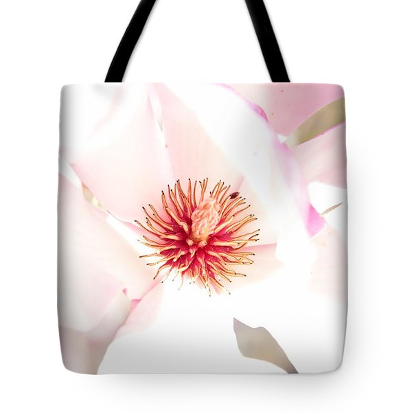 Spring Flower Blossoms Tote Bag