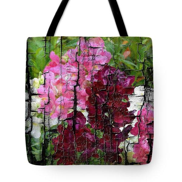 Spring Garden H131716 Tote Bag
