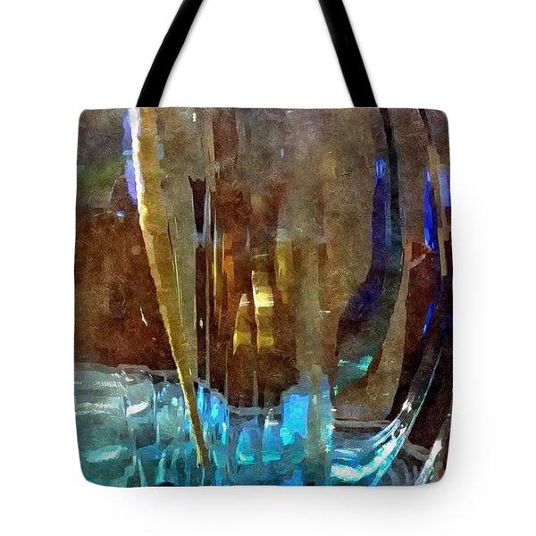 Spring Globe Tote Bag