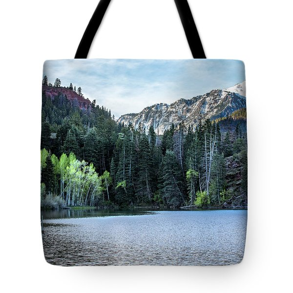 Spring Green Tote Bag