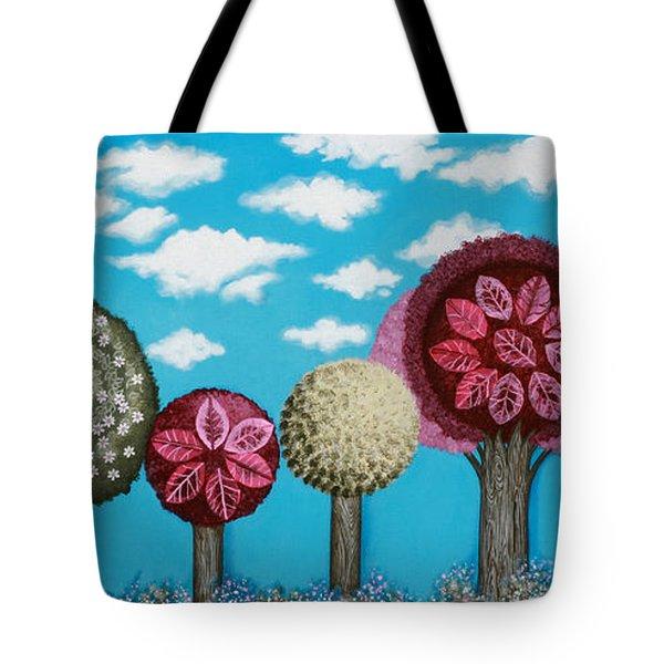 Spring Grove Tote Bag by Graciela Bello