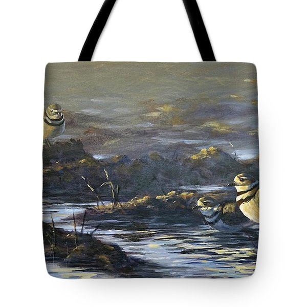 Spring Guests Tote Bag