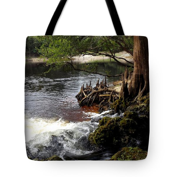 Spring Gushing Tote Bag