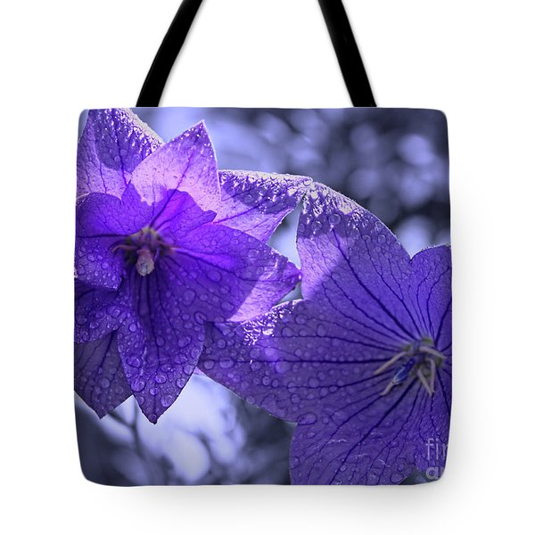 Spring Hope Tote Bag by Cathy  Beharriell
