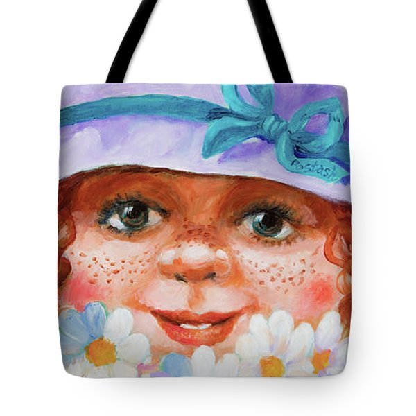 Spring Tote Bag by Igor Postash