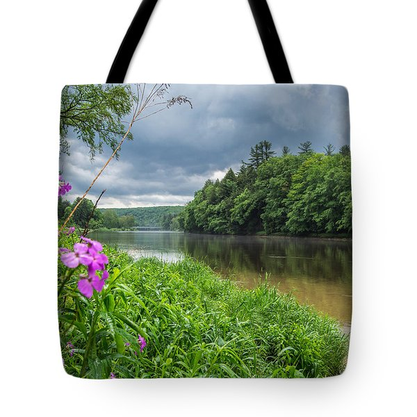 Spring In Clarington Tote Bag