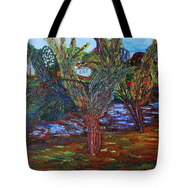 Spring In Cranbury Tote Bag