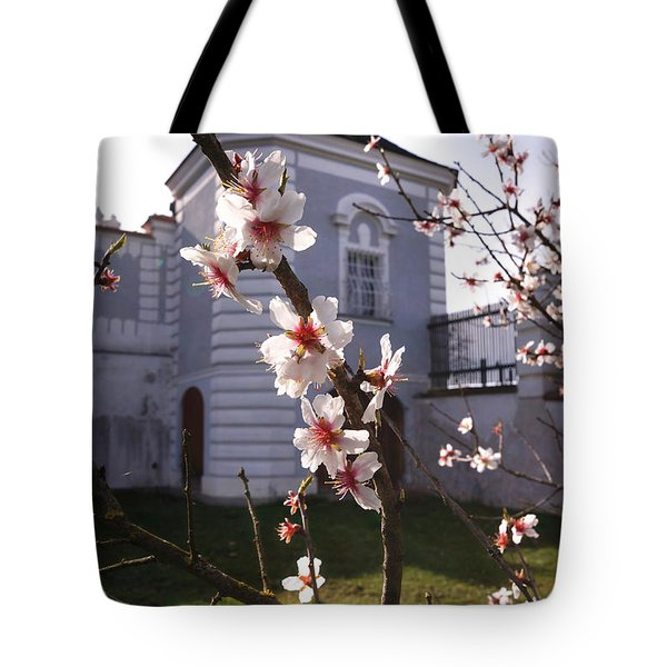 Spring In Herzogenburg, Lower Austria Tote Bag