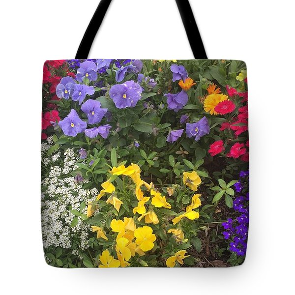 Spring In My Step Tote Bag