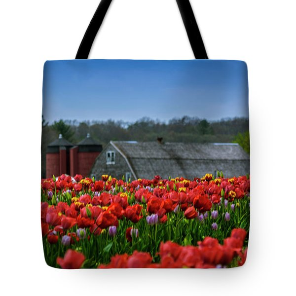 Spring In Rhode Island Tote Bag