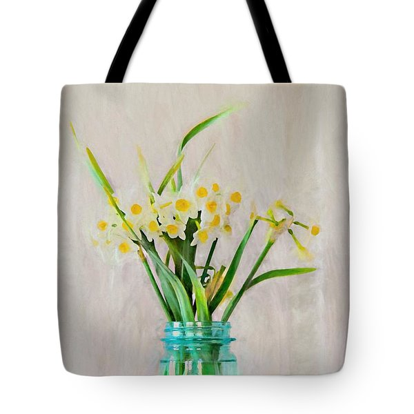 Tote Bag featuring the photograph Spring In The Country by Benanne Stiens