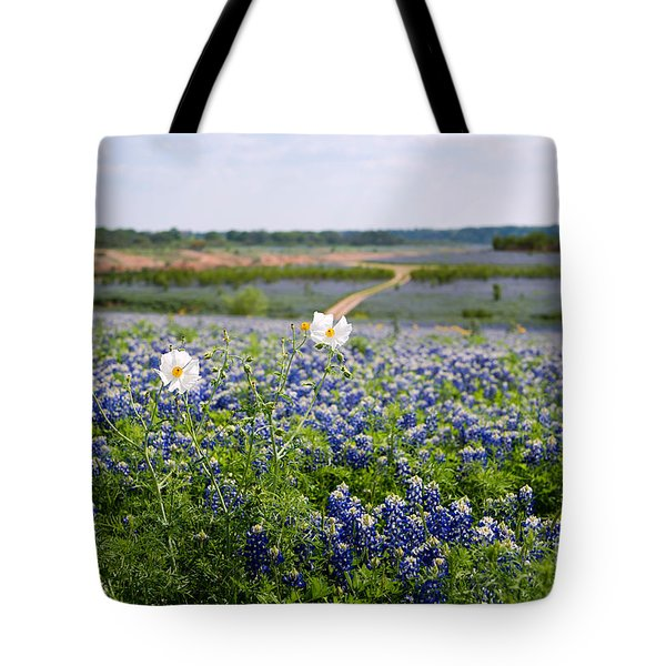 Spring In The Hill Country Tote Bag