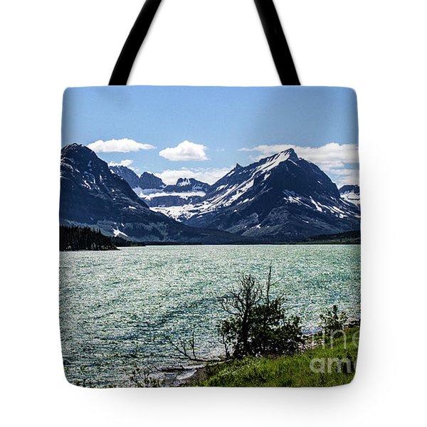 Many Glacier Tote Bag
