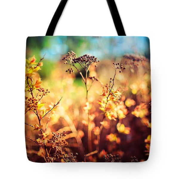 Spring Is A New Beginning Tote Bag