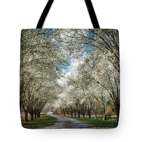 Tote Bag featuring the photograph Spring Is Here by Mark Guinn