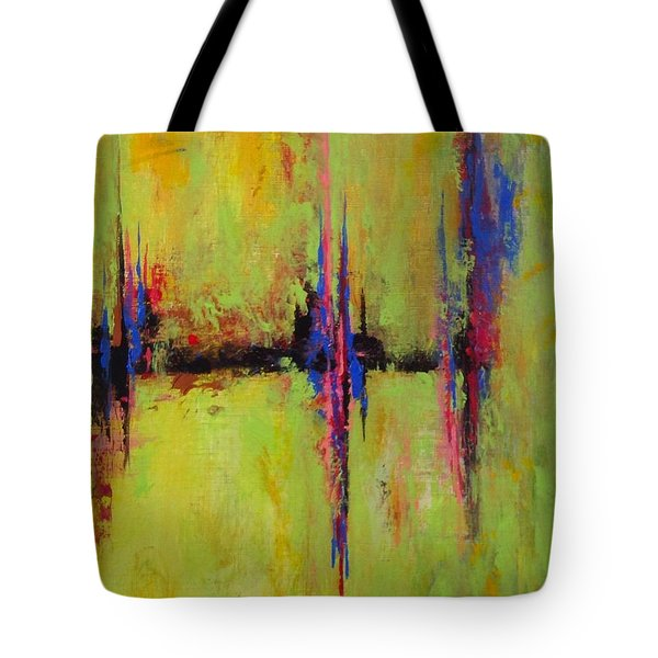 Spring Is In The Air #4 Tote Bag
