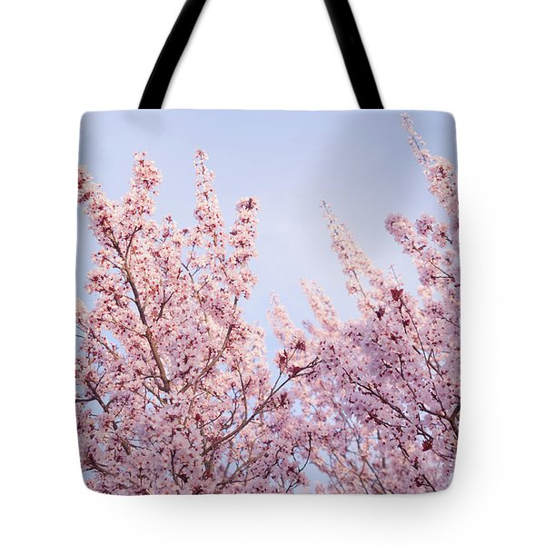 Tote Bag featuring the photograph Spring Is In The Air by Ana V Ramirez