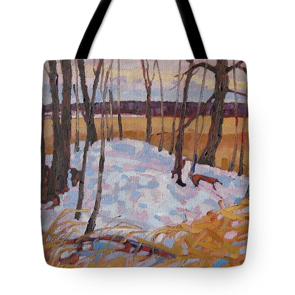 Spring Island Tote Bag by Phil Chadwick
